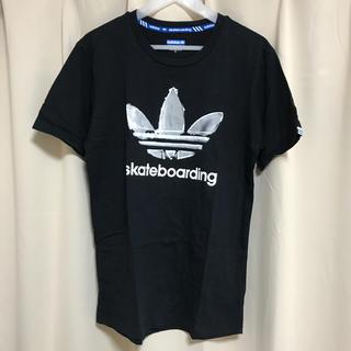アディダス(adidas)の※お値引き※ adidas skateboarding TシャツM(Tシャツ/カットソー(半袖/袖なし))