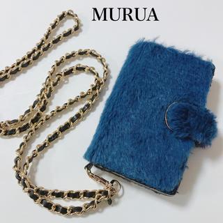 ムルーア(MURUA)の【MURUAムルーア】iPhone5ケース(iPhoneケース)