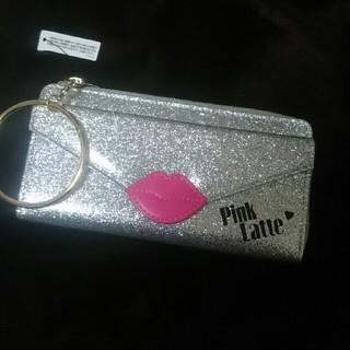 ピンクラテ(PINK-latte)の新品未使用 タグ付き PINK-latte 長財布(財布)