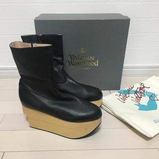 ヴィヴィアンウエストウッド(Vivienne Westwood)の【Mii様専用】UK3(22) ヴィヴィアンウェストウッド ロッキンホースブーツ(ブーツ)