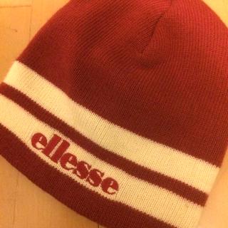 エレッセ(ellesse)のエレッセ ニット帽(その他)