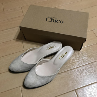 フーズフーチコ(who's who Chico)のwho's who chico♡ミュール(ミュール)