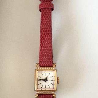 ヨンドシー(4℃)のジュエリッシュウォッチ(腕時計)