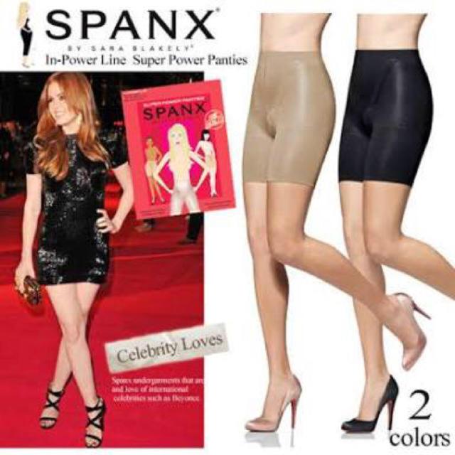 SPANX(スパンクス)の補正下着 beige レディースの下着/アンダーウェア(その他)の商品写真