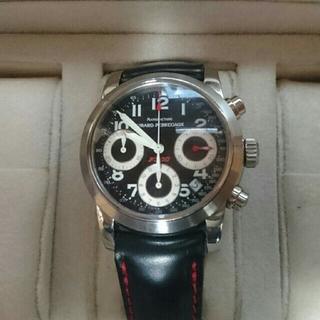 ジラールペルゴ(GIRARD-PERREGAUX)のジラールペルゴf300クロノグラフ期間限定値引き(腕時計(アナログ))