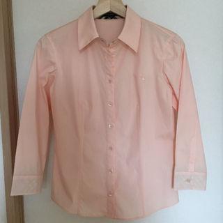 バーバリー(BURBERRY)のBURBERRY (バーバリー) レディース シンプル シャツ ピンク Mサイズ(その他)