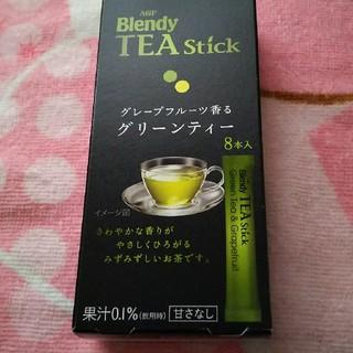 エイージーエフ(AGF)のブレンディ ティースティック (茶)