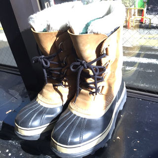 ソレル(SOREL)のSOREL CARIBOU 27cm(NM1000) ブーツ 防水 防寒靴(ブーツ)