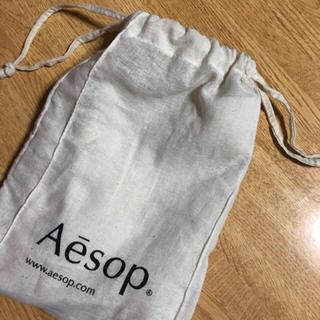 イソップ(Aesop)の【ととさま専用】Aesop 巾着 小(ショップ袋)