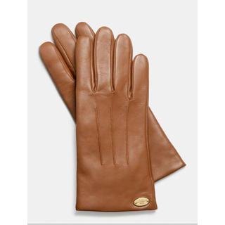 コーチ(COACH)のCOACH 手袋 新品未使用(手袋)