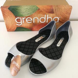 グレンダ(grendha)の新品 グレンダ ラバーシューズ(サンダル)