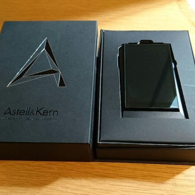iriver(アイリバー)のAK300 美品 スマホ/家電/カメラのオーディオ機器(ポータブルプレーヤー)の商品写真