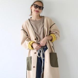 トゥデイフル(TODAYFUL)のTODAYFUL Military Liner Coat(ミリタリージャケット)