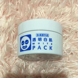 イシザワケンキュウジョ(石澤研究所)の透明白肌 ホワイトパック(パック/フェイスマスク)