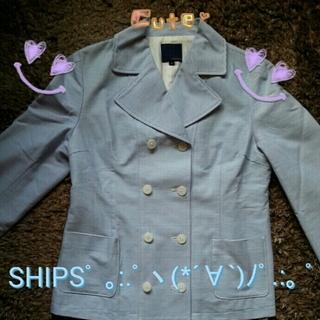 シップス(SHIPS)の♪SHIPSジャケット♪(テーラードジャケット)