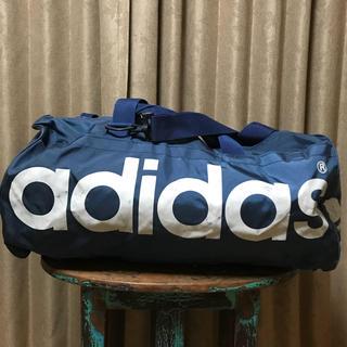 アディダス(adidas)の90's Adidas ボストンバッグ ビンテージ ピーターブラック アディダス(ボストンバッグ)