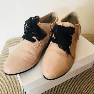 ウィルセレクション(WILLSELECTION)のWILLSELECTION  エナメルシューズ Lサイズ(ローファー/革靴)