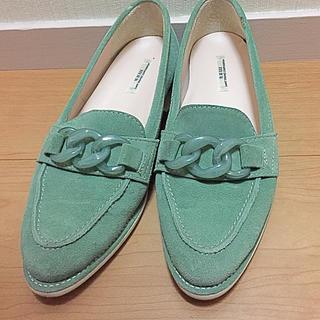 セヴントゥエルヴサーティ(VII XII XXX)のセブントゥエルブサーティのローファーシューズ(37,24.5)(ローファー/革靴)