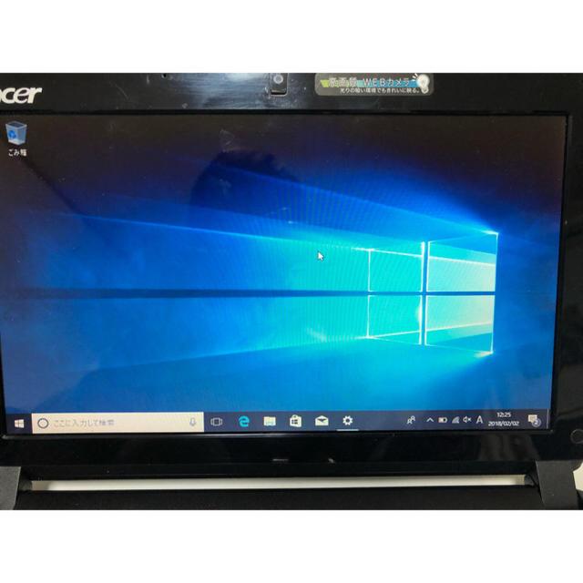 Acer(エイサー)のacer aspire nav50 10.1 メモリ2GB  office搭載 スマホ/家電/カメラのPC/タブレット(ノートPC)の商品写真