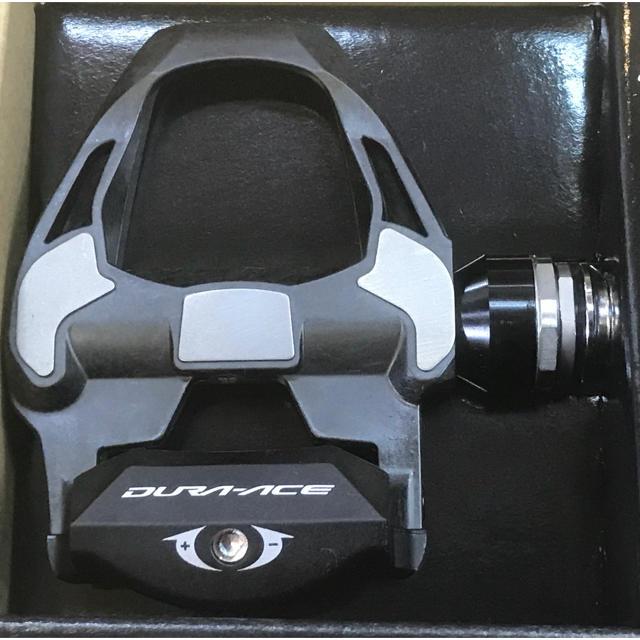 シマノ デュラエースPD-R9100 カーボンビンディングペダル クリート付き スポーツ/アウトドアの自転車(パーツ)の商品写真
