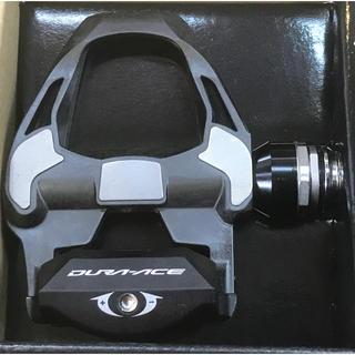 シマノ デュラエースPD-R9100 カーボンビンディングペダル クリート付き(パーツ)