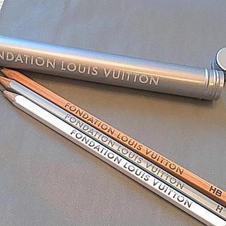 ルイヴィトン(LOUIS VUITTON)のルイ・ヴィトン美術館 フォンダシオンルイヴィトン 鉛筆&ペンケース 新品(鉛筆)
