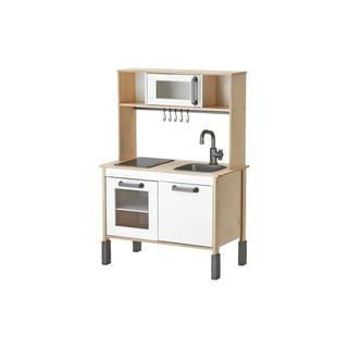 イケア(IKEA)の調理器具、キッチン用品付【IKEA】おままごとキッチンセット!(知育玩具)
