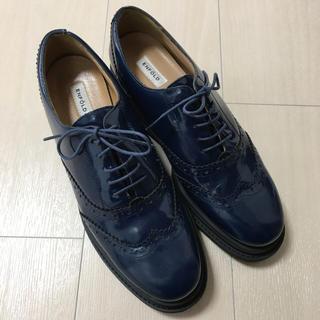 エンフォルド(ENFOLD)の【ENFOLD】シューズ(ローファー/革靴)