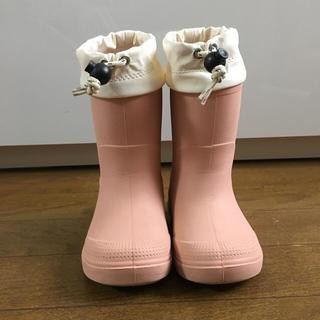 ムジルシリョウヒン(MUJI (無印良品))の無印良品 長靴 15~16㎝(長靴/レインシューズ)