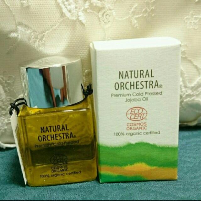 ナチュラルオーケストラ34ml コスメ/美容のスキンケア/基礎化粧品(フェイスオイル / バーム)の商品写真