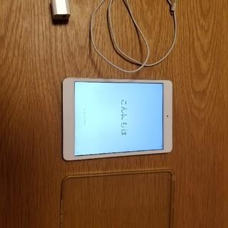 アップル(Apple)のiPad mini 16G  wiーhiモデル(タブレット)