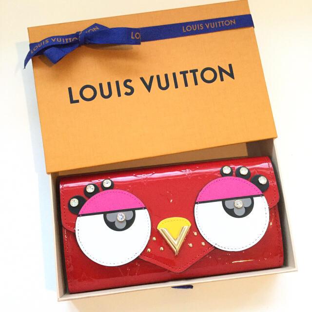 buy popular 514a5 77627 【2/25までセール】LOUIS VUITTON フクロウ 長財布 ルイヴィトン   フリマアプリ ラクマ