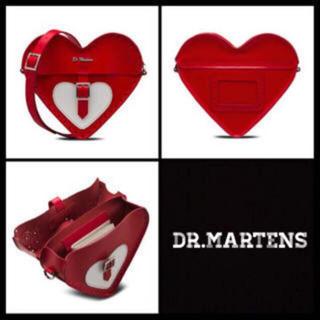 ドクターマーチン(Dr.Martens)のDr.Martens Valentine サッチェルショルダーバッグレッド(ショルダーバッグ)