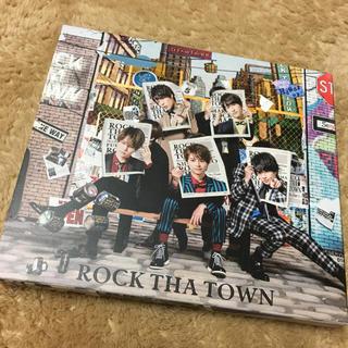 セクシー ゾーン(Sexy Zone)のROCK THE TOWN(ポップス/ロック(邦楽))