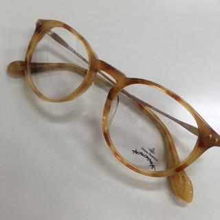 ヴィヴィアンウエストウッド(Vivienne Westwood)のともこ様 専用 ヴィヴィアン ウエストウッド メガネフレーム ボストン(サングラス/メガネ)