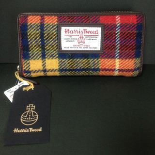 シマムラ(しまむら)のハリスツィードの長財布 新品未使用(財布)