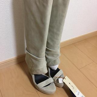 定価19,950円✨【jet lavel】新品タグ付きサマーブーツ💕