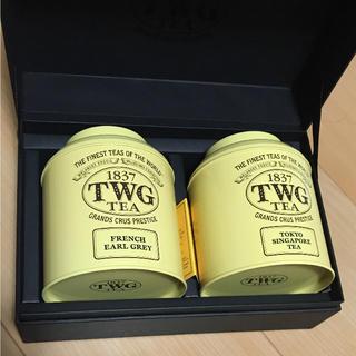 ディーンアンドデルーカ(DEAN & DELUCA)のTWG紅茶セット(茶)