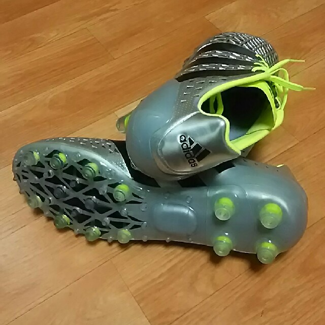 adidas(アディダス)の【品薄カラー】アディダス トップモデル ACE16.1HG 28.0cm スポーツ/アウトドアのサッカー/フットサル(シューズ)の商品写真