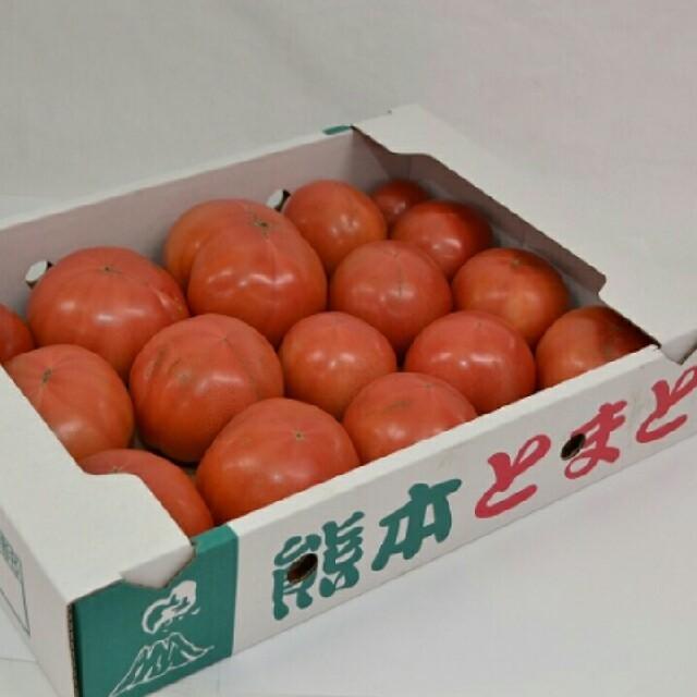 【訳あり】ソムリエトマト4㎏(16玉~30玉)2月7日収穫 食品/飲料/酒の食品(野菜)の商品写真