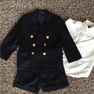 ポロラルフローレン(POLO RALPH LAUREN)のポロラルフローレン スーツ 卒園式、入学式。(ドレス/フォーマル)