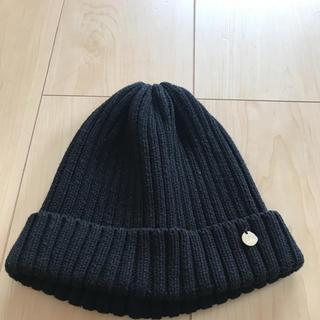 レプシィム(LEPSIM)のLEPSIM ニット帽 美品(ニット帽/ビーニー)