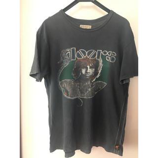 トランクショー(TRUNKSHOW)のTRUNK SHOW ドアーズ ヴィンテージ風Tシャツ(Tシャツ/カットソー(半袖/袖なし))