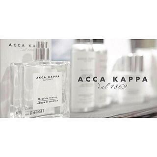 アッカ(acca)の【新品】ACCA KAPPA フレグランス ホワイトモス 100ml (ユニセックス)
