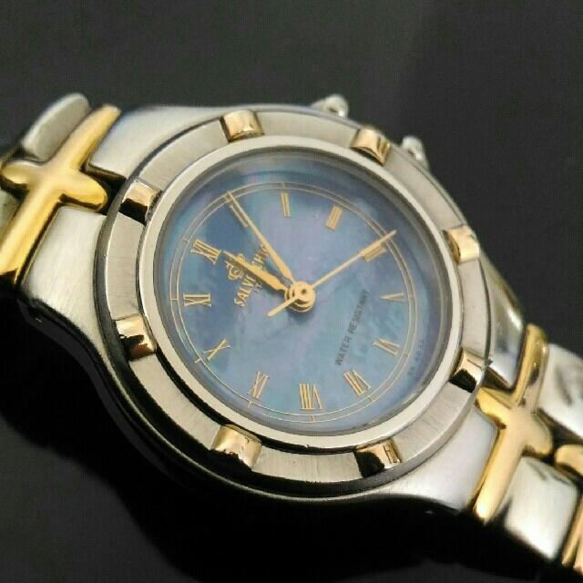 detailed look a34ba 4fa47 【新品電池】イタリアブランド SALVECCHIO レディース高級腕時計 | フリマアプリ ラクマ