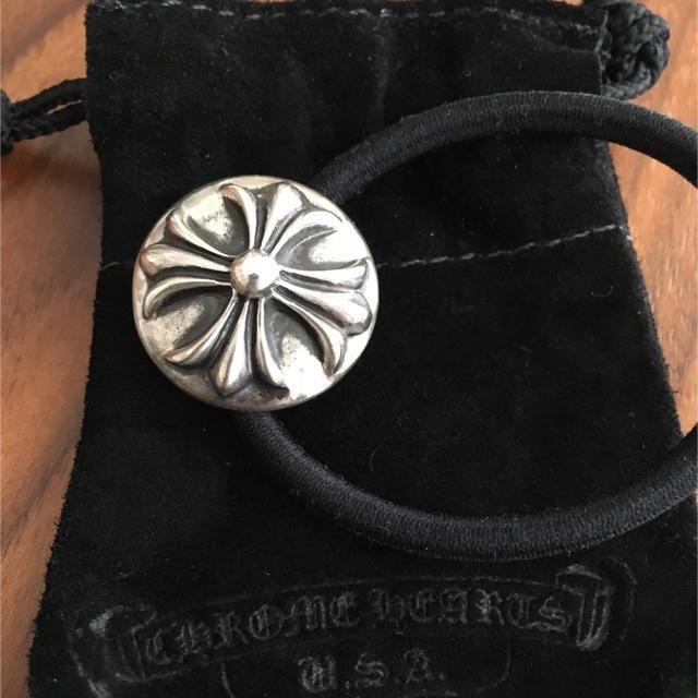 Chrome Hearts(クロムハーツ)のクロムハーツ ヘアバンド / ブレスレット レディースのヘアアクセサリー(ヘアゴム/シュシュ)の商品写真