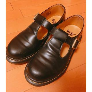 ドクターマーチン(Dr.Martens)の※れい様限定※Dr. Martens Polley Tストラップシューズ (ローファー/革靴)