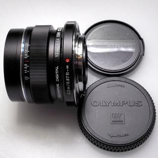 オリンパス(OLYMPUS)の花様専用 12mm F2.0 + 12-40mm F2.8 PRO(レンズ(単焦点))