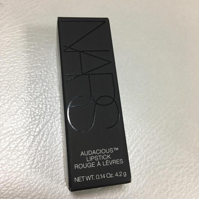 NARS(ナーズ)のナーズ NARS オーデイシャスリップスティック 9497 番 コスメ/美容のベースメイク/化粧品(口紅)の商品写真