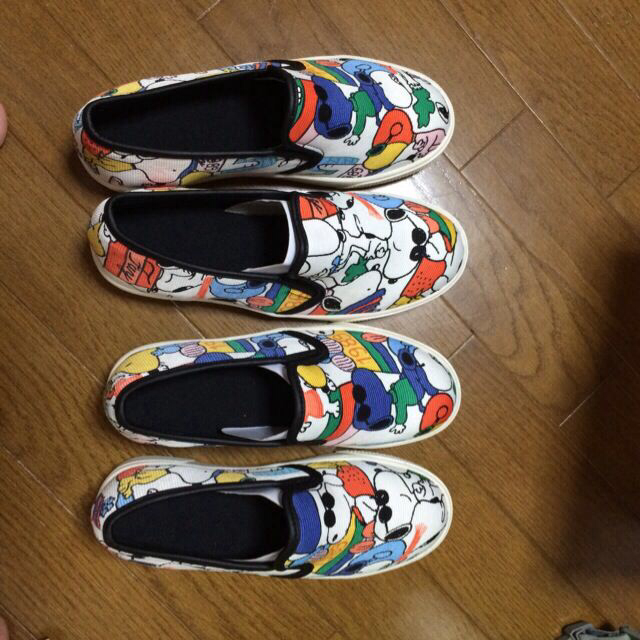 Ann様専用♡25.0♡ホワイト レディースの靴/シューズ(スニーカー)の商品写真